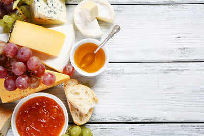 Perfecting the Art of Making a Winning  Cheese Board