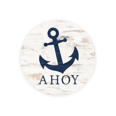 Ahoy Car Coaster