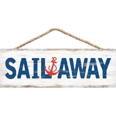 Sail Away String SIgn