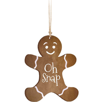Oh Snap Ornament