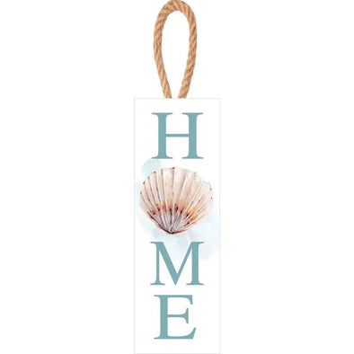 Home Shell Design Hanging Sign