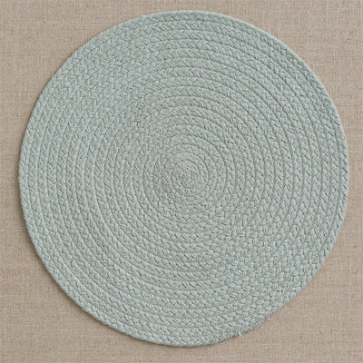 Essex Placemat Seafoam - Opal and Olive