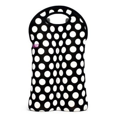 Big Dot 2-Bottle Wine Tote