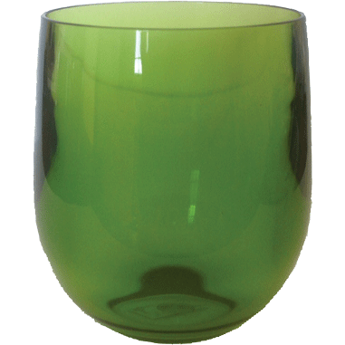 Acrylic Tumbler - Emerald - Opal and Olive