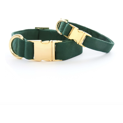 Evergreen Dog Collar - Medium