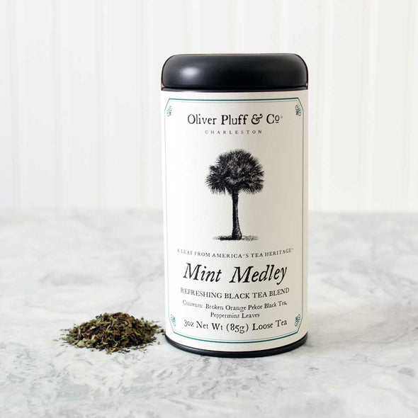 Mint Medley - Loose Tea in Signature Tea Tin