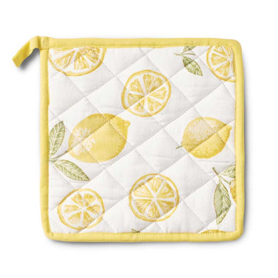 Lemon Pot Holder