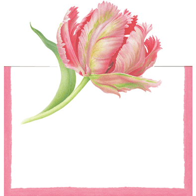 Tulip Dance - Place Cards