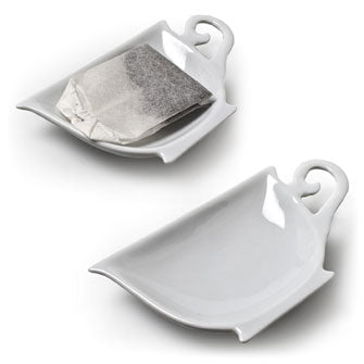 Teacup Teabag Holder