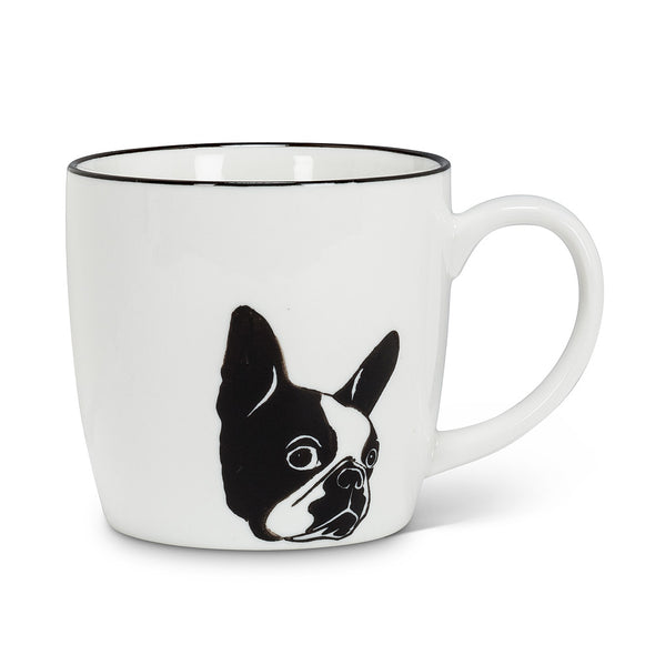 Dog Face Mug - Opal and Olive