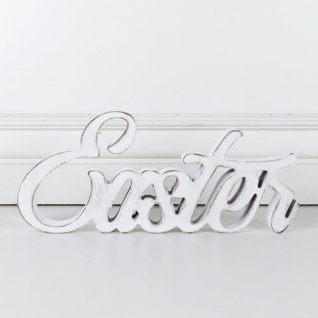 Easter Wood Cutout