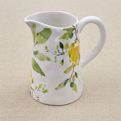 Lovely Lemons Pitcher - Opal and Olive