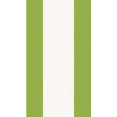 Bandol Stripe Moss Green - Guest Towel - Opal and Olive