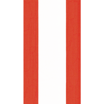 Bandol Stripe Red - Guest Towel - Opal and Olive