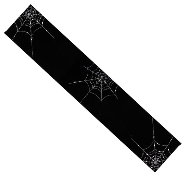 Spider Web Table Runner 72""
