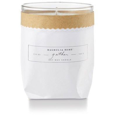 Bagged Candle - Gather - Opal and Olive