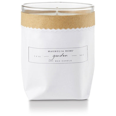 Bagged Candle - Garden - Opal and Olive