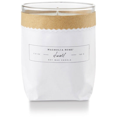 Bagged Candle - Dwell - Opal and Olive