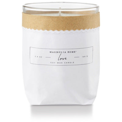 Bagged Candle - Love