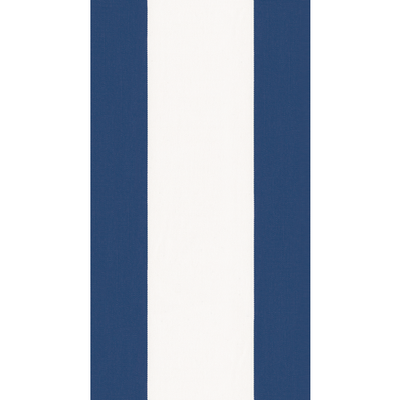 Bandol Stripe Navy - Guest Towel - Opal and Olive