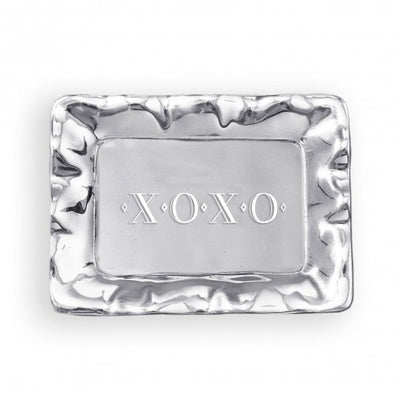 Giftables Vento Engraved Tray- XOXO