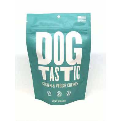 DT Dogtastic Chicken & Veggie Chewies Dog Treats