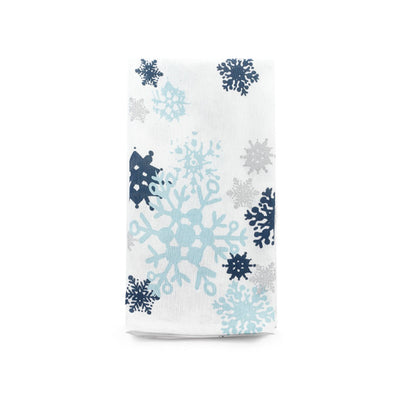 Snowflake Kitchen Towel