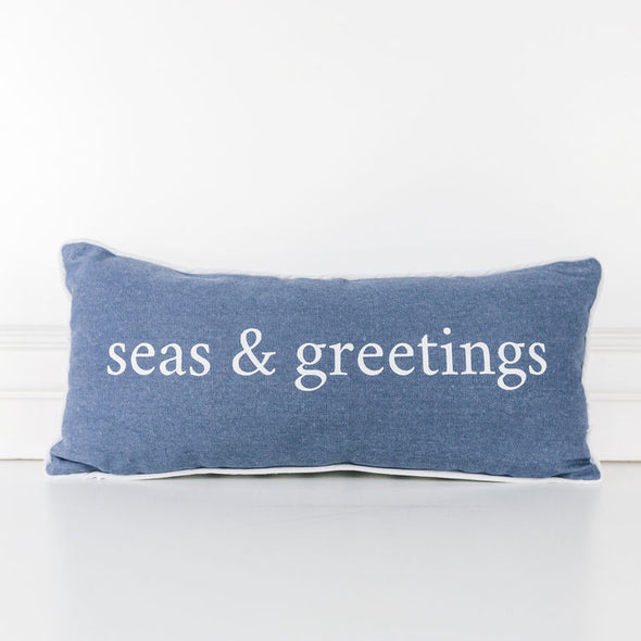 Pillow - Seas Greeting