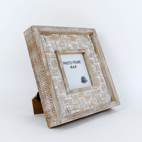 Bamboo Photo Frame 4x4