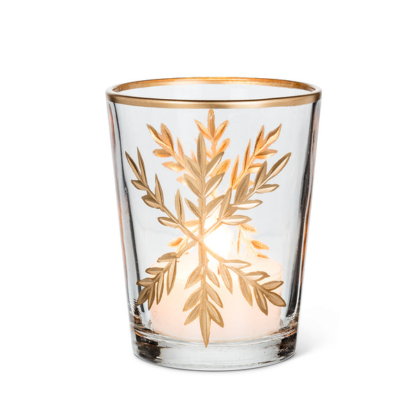 Tall Star Tea Light Holder 4.5
