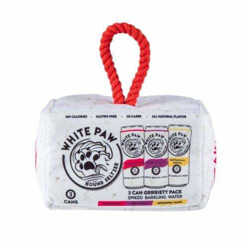 White Paw Grrriety Pack - Activity Toy