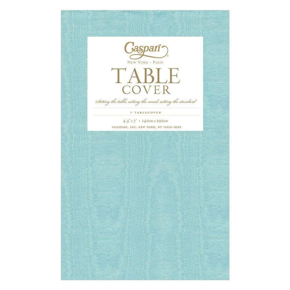 Mediterranean Blue - Folded Tablecover 4.5' X 7'