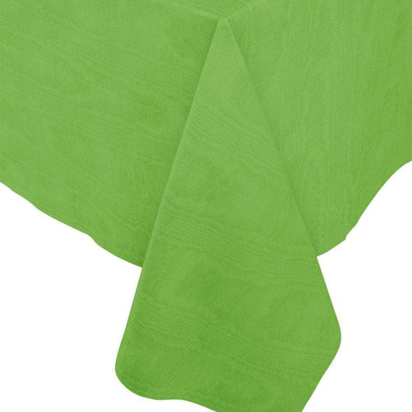 Moss Green - Folded Tablecover 4.5' X 7'