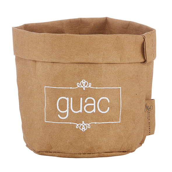 Guac Holder with Bowl