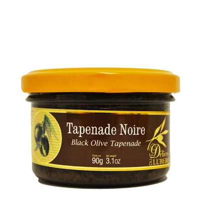 Black Olive Tapenade - Opal and Olive