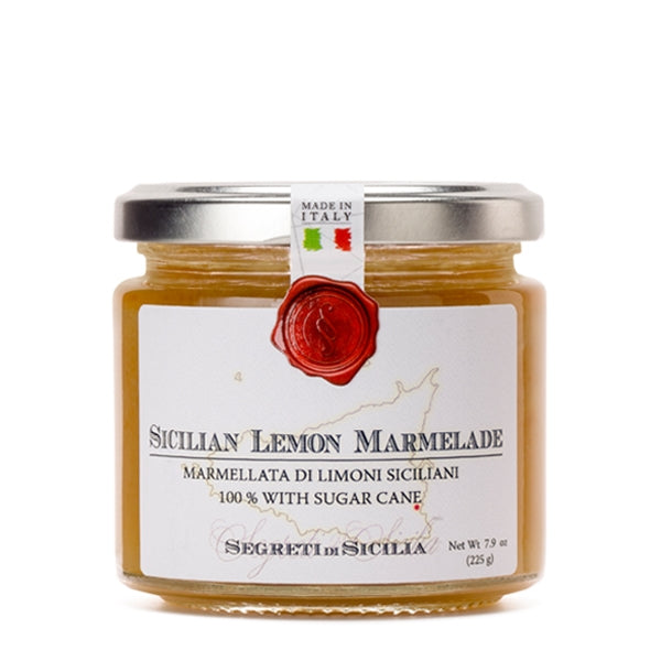 Lemon Marmalade 7.9oz - Opal and Olive