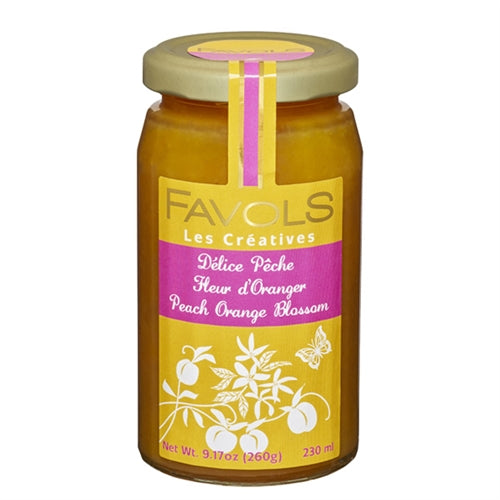 Peach Orange Blossom Spread 9.17oz