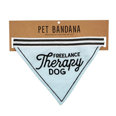 Pet Bandana-Therapy Dog