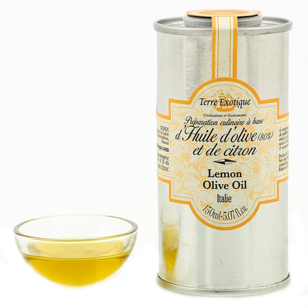 Lemon Olive Oil - Opal and Olive