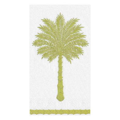 Guest Towel Napkin - Grand Palms Green