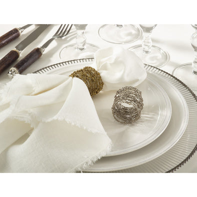 Metal Wired Napkin Ring