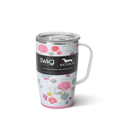 Mug - Shellabrate 18oz - SCOUT
