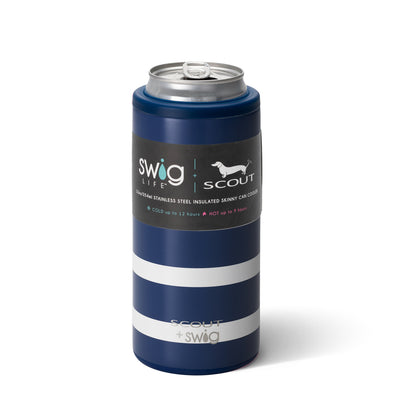 Skinny Can - Nantucket Navy 12oz - SCOUT