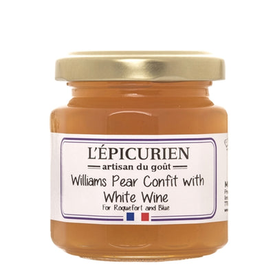 Williams Pear Confit