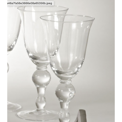 Wine Glass Bubble Stem 13.5oz