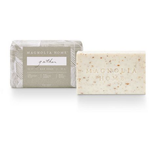 Bar Soap - Gather - Opal and Olive