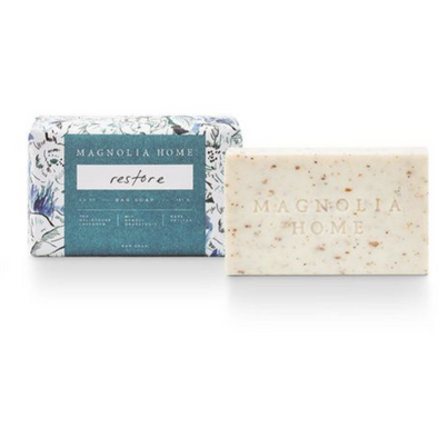 Bar Soap - Restore - Opal and Olive