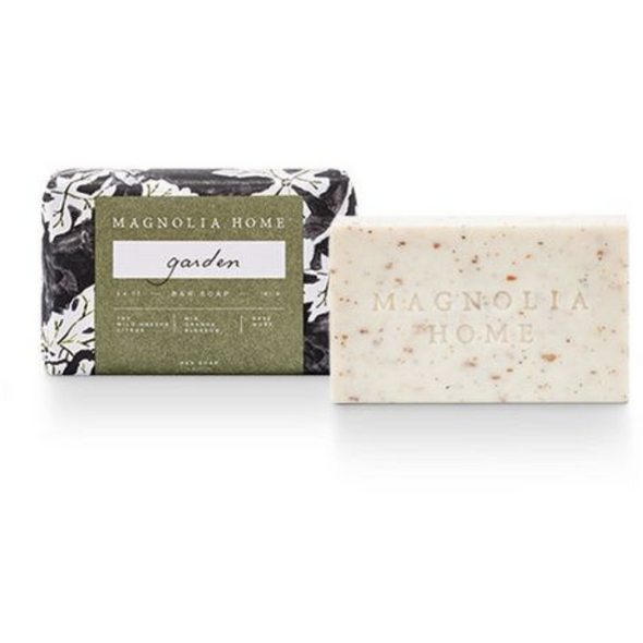 Bar Soap - Garden - Opal and Olive