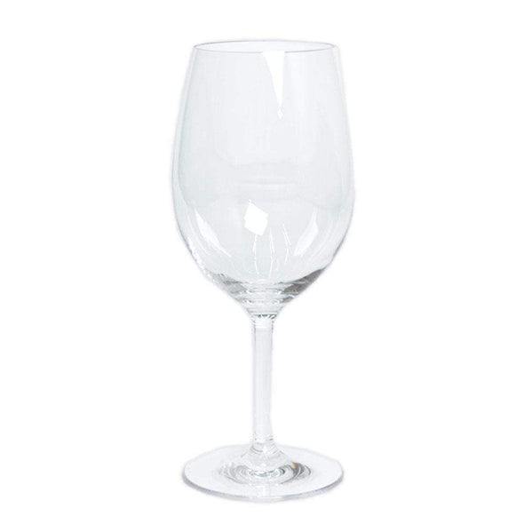 Acrylic Wine/Water Glass - Clear