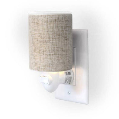 Outlet Warmer - Natural Canvas